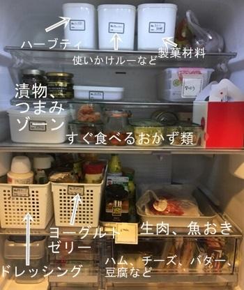 冷蔵庫のダンシャリ★_e0237680_14191615.jpg