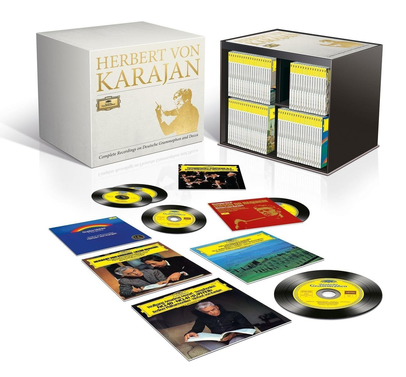 The Complete Recordings on DG & DECCA Box set - Katyanのオーディオ・ビジュアル・ルーム