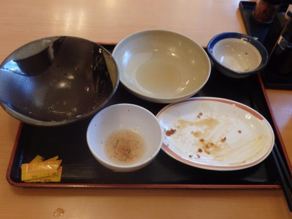 讃岐製麺      箕面半町店_c0118393_1020275.jpg