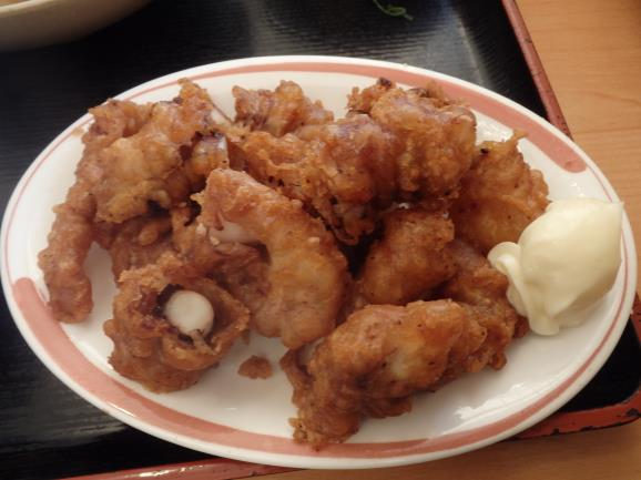 讃岐製麺      箕面半町店_c0118393_9455949.jpg