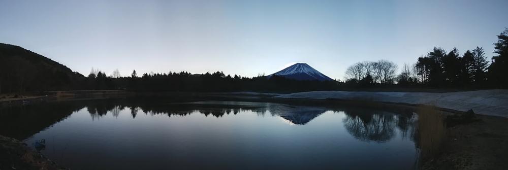 29年12月の富士(12)竜神池の富士_e0344396_19482656.jpg