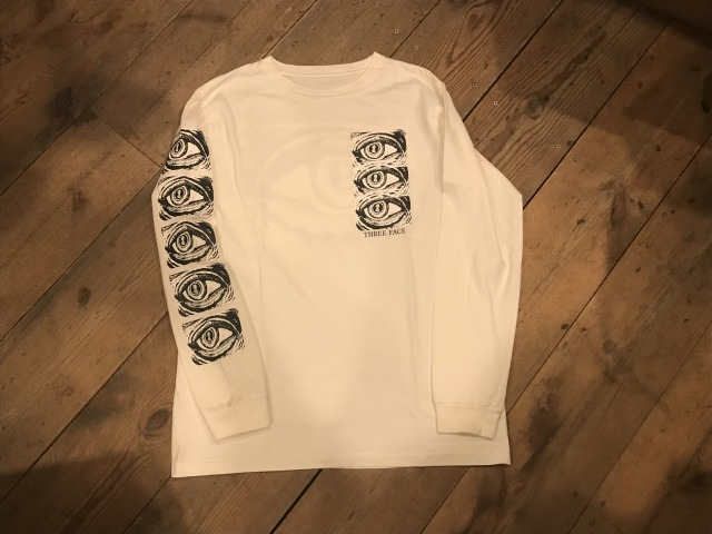 THREE FACE LS Tee_d0121303_09311923.jpg