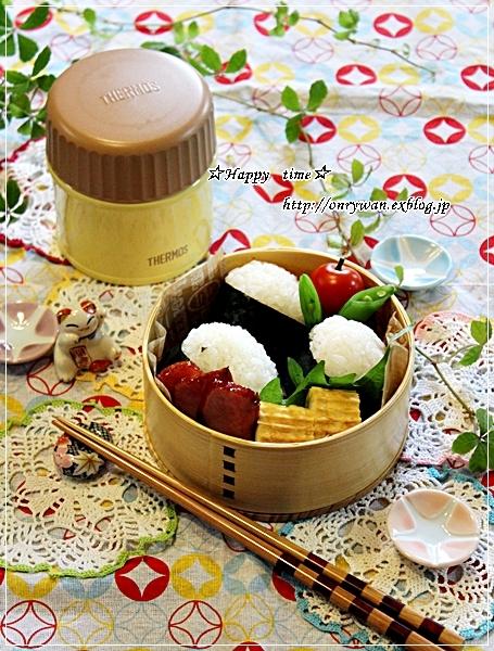 おむすびと豚汁弁当と今週の作りおき♪_f0348032_17535109.jpg