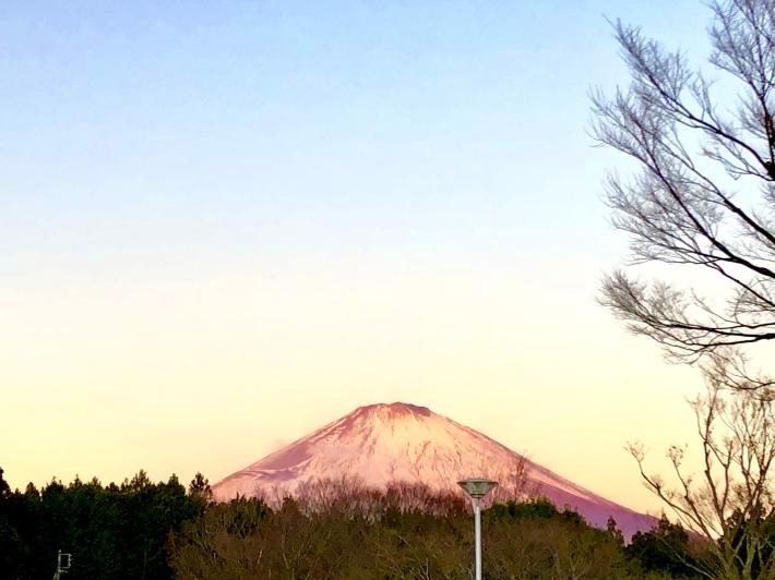 朝の富士山 _a0103940_13193474.jpeg