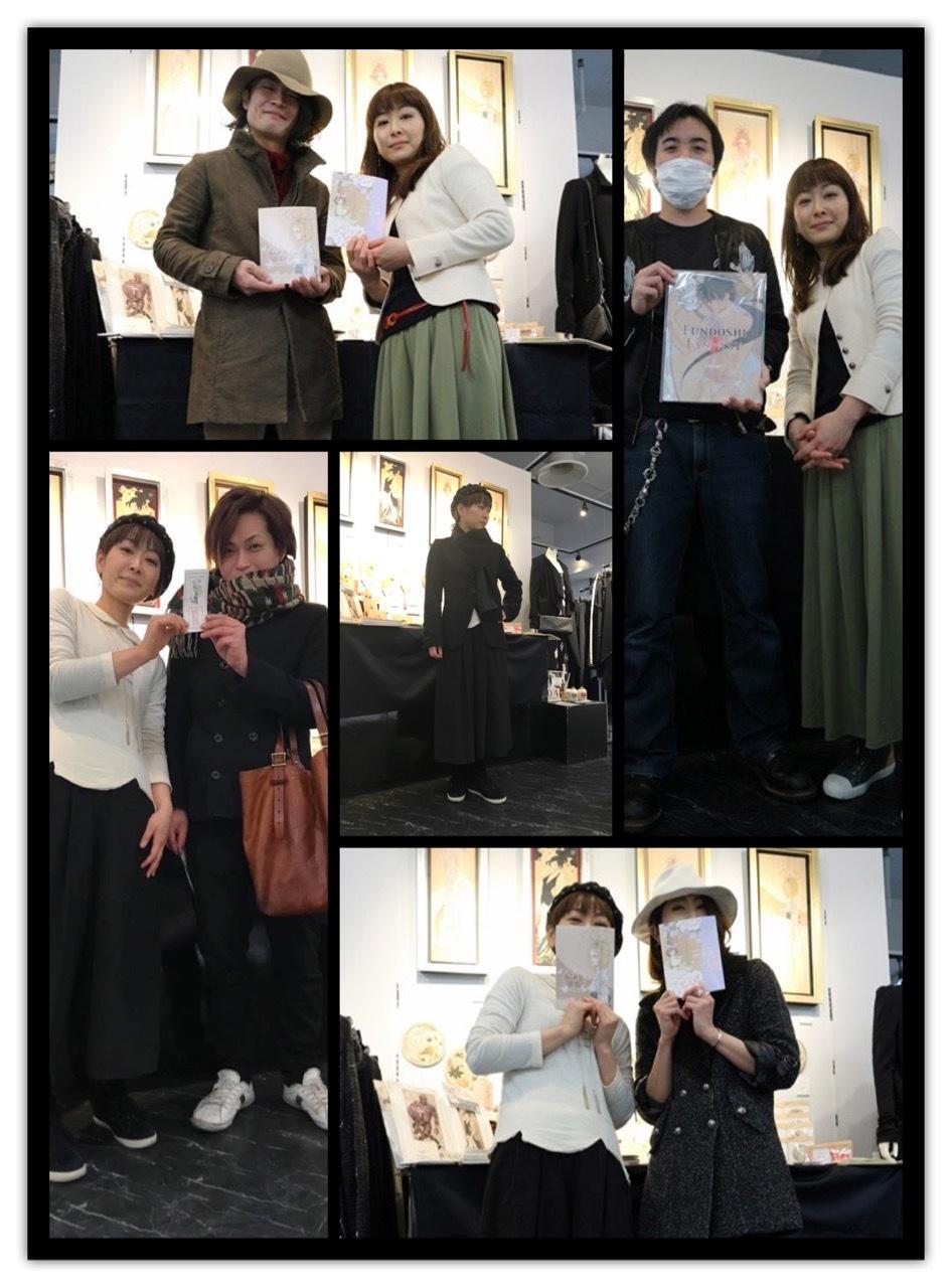 ふるさと仙台での素晴らしい日々、たくさんのありがとう 〜part3: 作品集発売と襲い来る体調不良!_c0186460_21013274.jpg