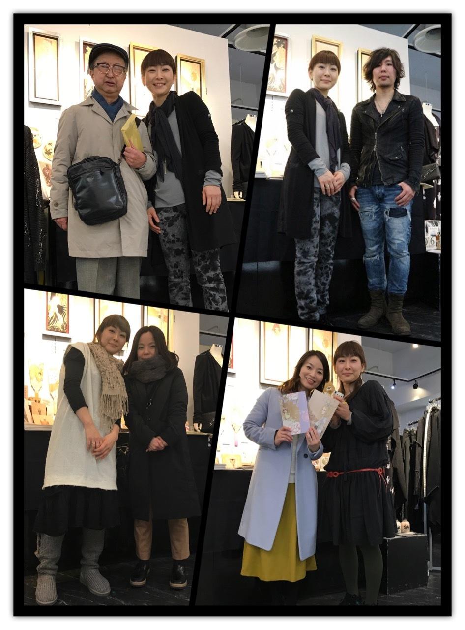 ふるさと仙台での素晴らしい日々、たくさんのありがとう 〜part3: 作品集発売と襲い来る体調不良!_c0186460_21014772.jpg