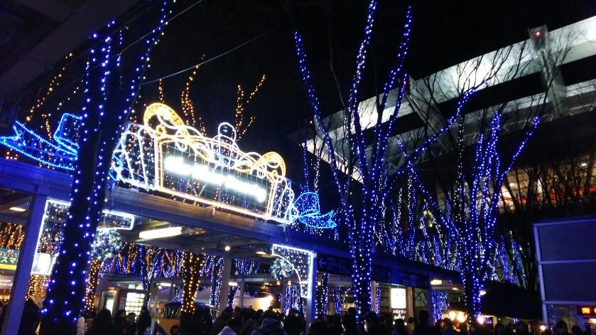 けやきひろばイルミネーション-クリスマスマーケット-_e0199780_09491566.jpg