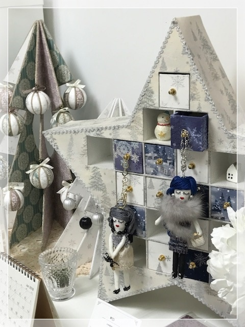 ルルべちゃんとT先生のクリスマス作品♪_e0276388_02252185.jpg