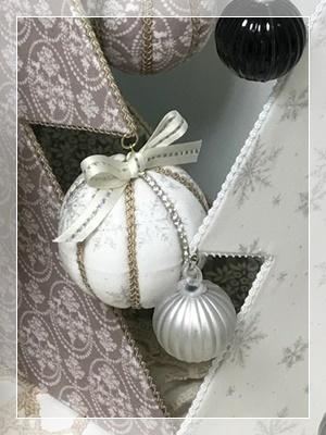 ルルべちゃんとT先生のクリスマス作品♪_e0276388_02265743.jpg
