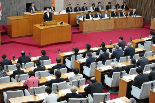 『福島県議会12月定例会 一般質問』_f0259324_15364480.jpg