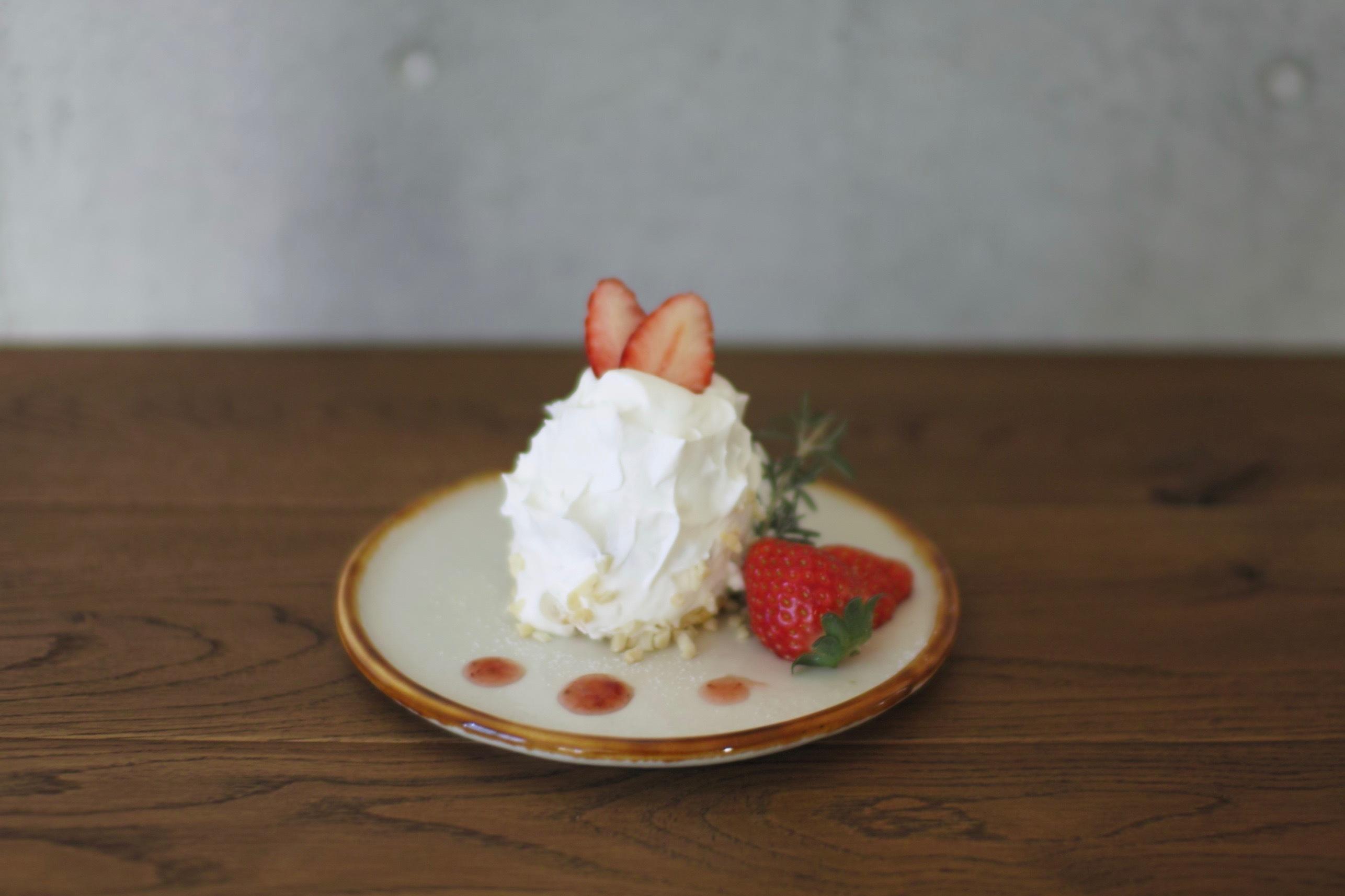苺のショートケーキ_b0363827_19423751.jpg