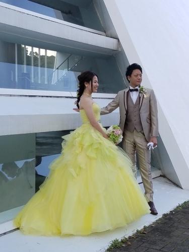 ドレス姿も♡_b0240634_15571543.jpg