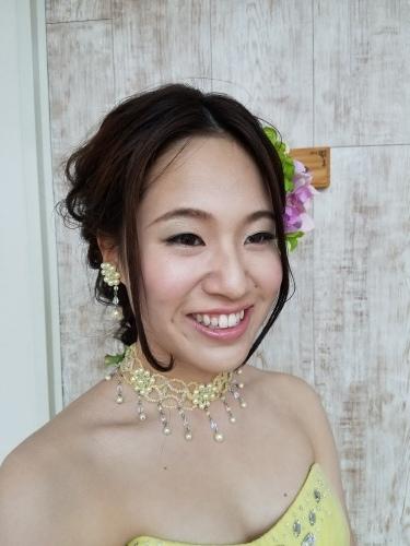 ドレス姿も♡_b0240634_16025665.jpg