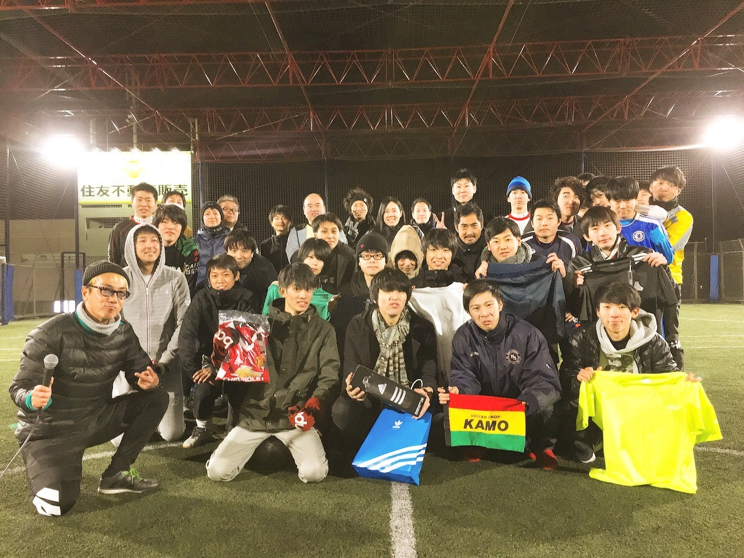 souichi presents  love like  football vol.1_c0063445_19492529.jpeg