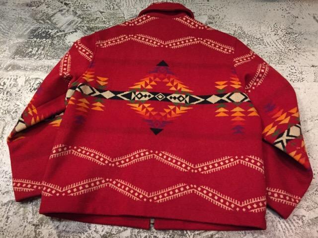 12月23日(土)大阪店スーペリア入荷!#1 Blanket Jacket&Blanket!! Pendleton!!_c0078587_17544316.jpg