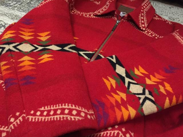 12月23日(土)大阪店スーペリア入荷!#1 Blanket Jacket&Blanket!! Pendleton!!_c0078587_17553537.jpg