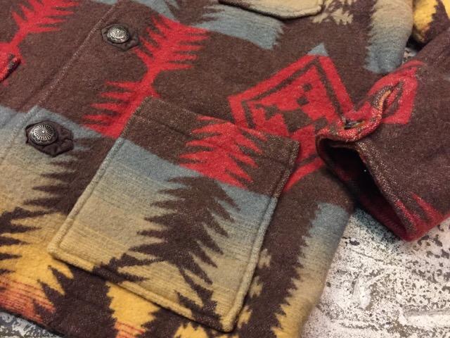 12月23日(土)大阪店スーペリア入荷!#1 Blanket Jacket&Blanket!! Pendleton!!_c0078587_1810333.jpg