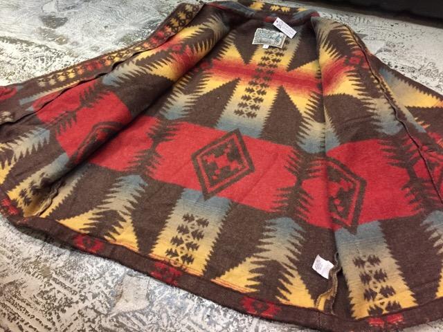 12月23日(土)大阪店スーペリア入荷!#1 Blanket Jacket&Blanket!! Pendleton!!_c0078587_18104141.jpg