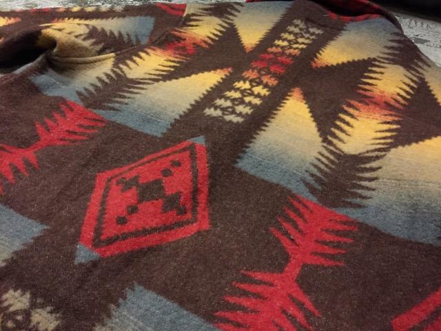 12月23日(土)大阪店スーペリア入荷!#1 Blanket Jacket&Blanket!! Pendleton!!_c0078587_18105791.jpg