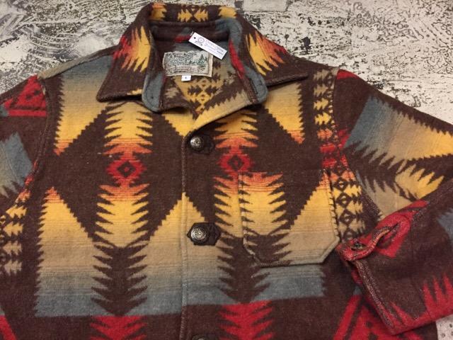 12月23日(土)大阪店スーペリア入荷!#1 Blanket Jacket&Blanket!! Pendleton!!_c0078587_1810892.jpg