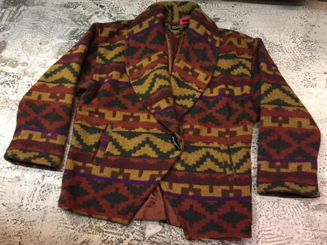 12月23日(土)大阪店スーペリア入荷!#1 Blanket Jacket&Blanket!! Pendleton!!_c0078587_1813673.jpg