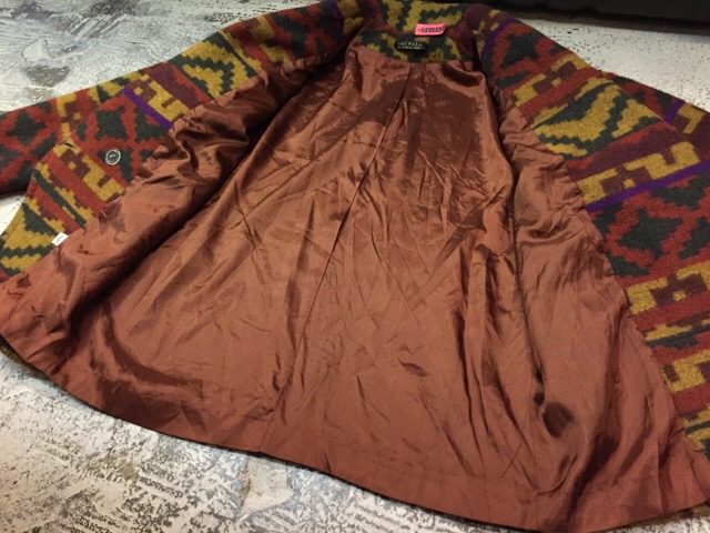 12月23日(土)大阪店スーペリア入荷!#1 Blanket Jacket&Blanket!! Pendleton!!_c0078587_18141177.jpg