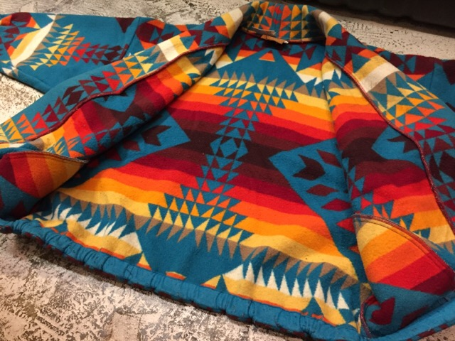 12月23日(土)大阪店スーペリア入荷!#1 Blanket Jacket&Blanket!! Pendleton!!_c0078587_1885547.jpg