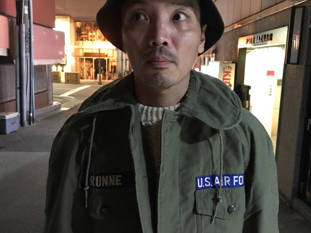 神戸店12/20(水)ヴィンテージ入荷!#5 US.Military Field JKT!!!_c0078587_23411099.jpg