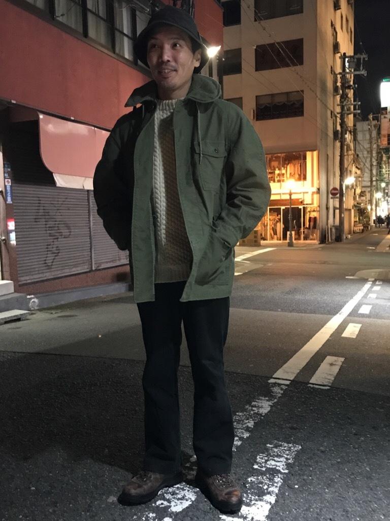 神戸店12/20(水)ヴィンテージ入荷!#5 US.Military Field JKT!!!_c0078587_23414957.jpg