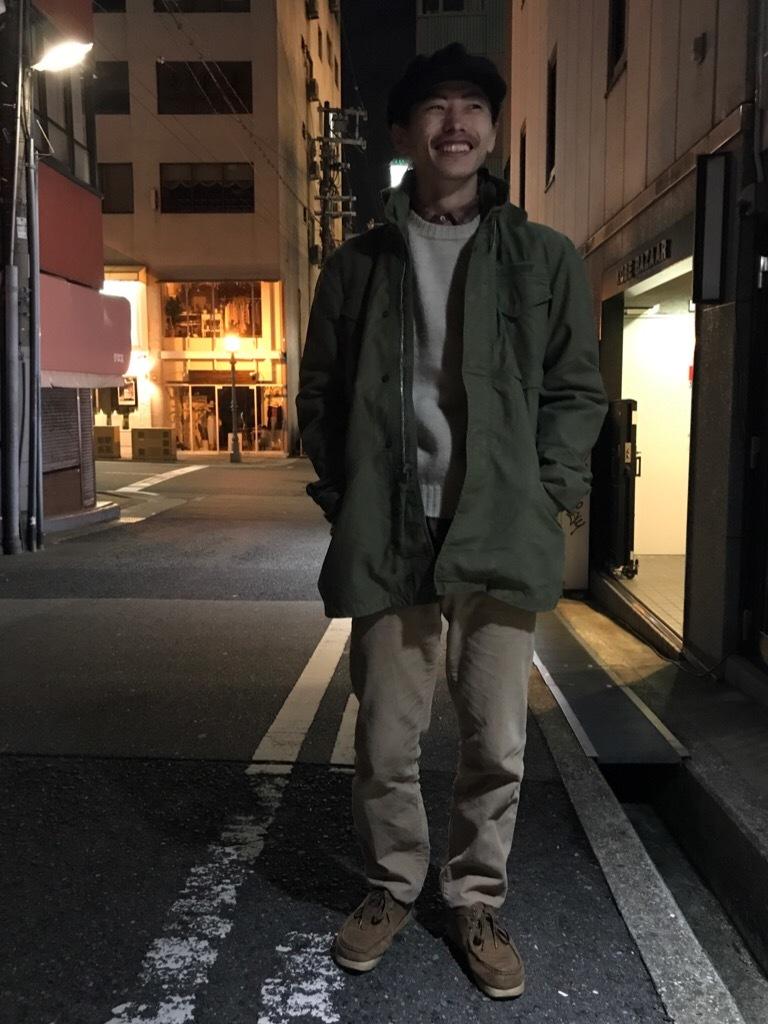 神戸店12/20(水)ヴィンテージ入荷!#5 US.Military Field JKT!!!_c0078587_23553973.jpg
