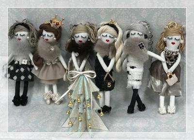 ルルべちゃんとT先生のクリスマス作品♪_e0276388_00345854.jpg
