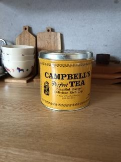 CAMPBELL\'S PERFECT TEA_c0341450_15190883.jpg