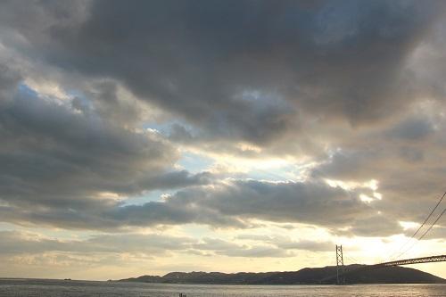 *海にいきました!*~冬の夕日が見たくて_b0328557_21142876.jpg