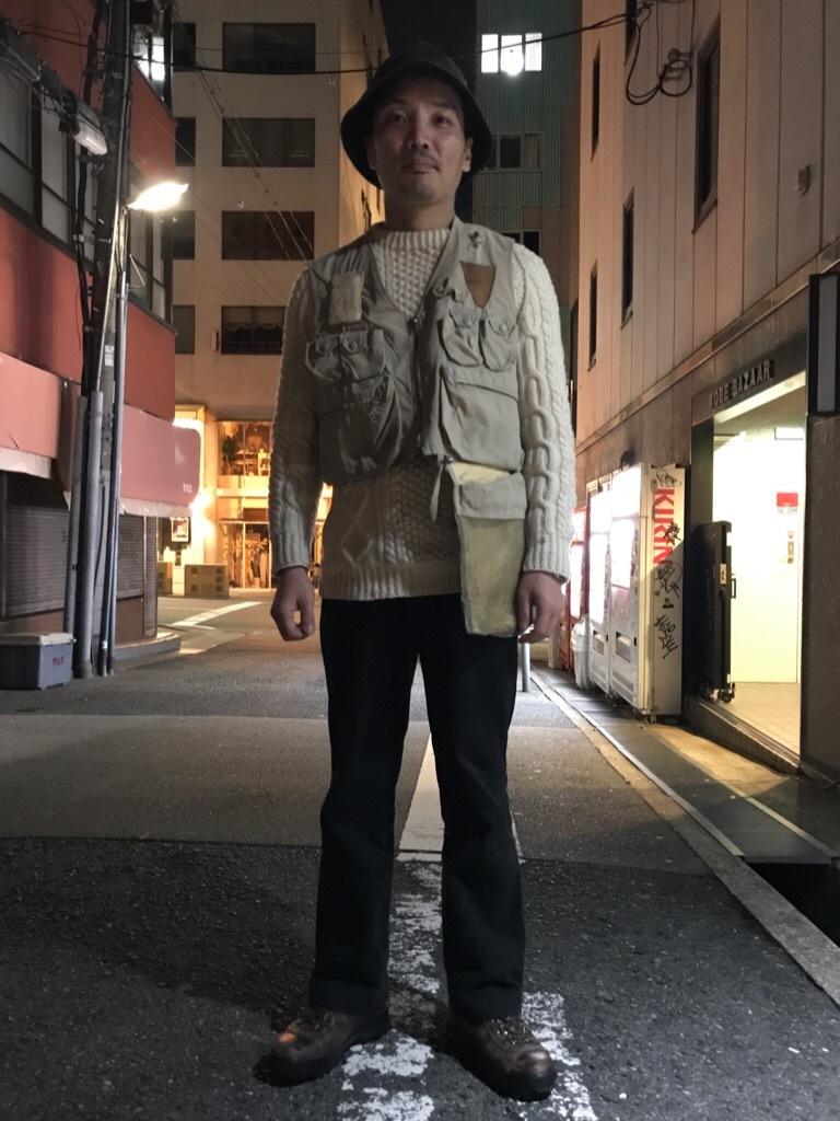 神戸店12/20(水)ヴィンテージ入荷!#6 Hutning Item!!!_c0078587_01164095.jpg