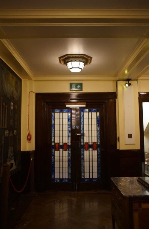 フリーメイソン博物館 in LONDON 1_c0108595_00524451.jpg