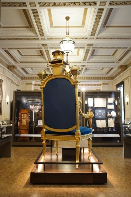 フリーメイソン博物館 in LONDON 1_c0108595_00555349.jpg