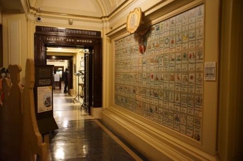 フリーメイソン博物館 in LONDON 1_c0108595_00575436.jpg