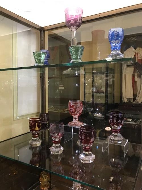 フリーメイソン博物館 in LONDON 2_c0108595_01122243.jpg