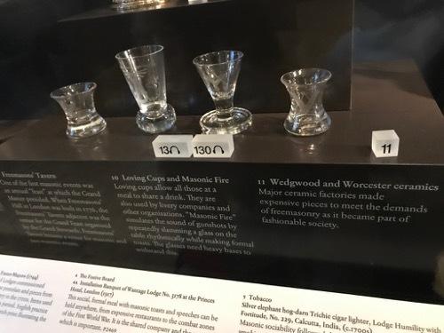 フリーメイソン博物館 in LONDON 2_c0108595_01264841.jpg