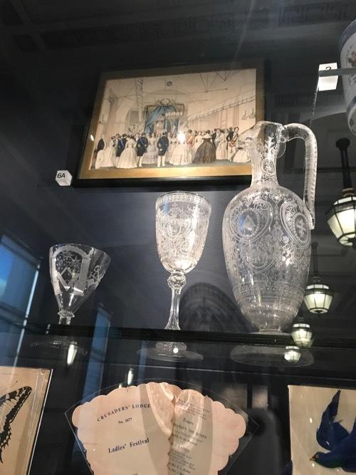 フリーメイソン博物館 in LONDON 2_c0108595_01324218.jpg