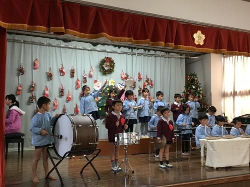 お誕生会・クリスマス会_c0107515_13373913.jpeg