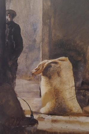 アンドリュー・ワイエス 生誕 100年記念展 丸沼芸術の森_e0345320_00290612.jpg