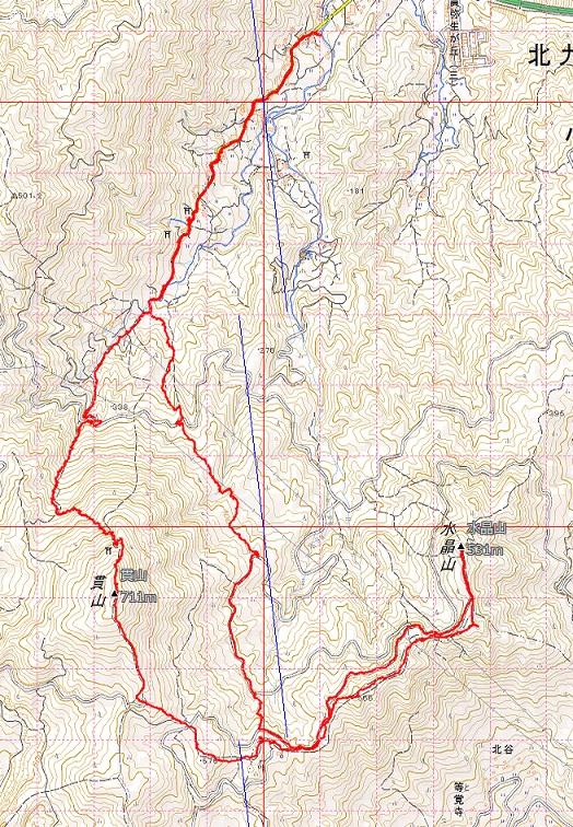 上貫から貫山コースを歩く_e0164643_17123075.jpg