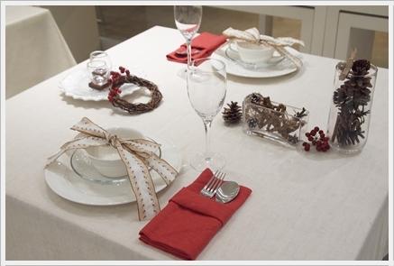 クリスマステーブルをおしゃれに格上げ♪  ~インストラクタークラス_d0217944_23213706.jpg