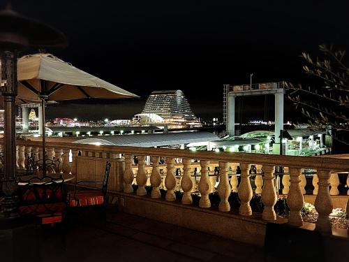 ホテル ラ・スイート神戸ハーバーランド_e0292546_14262445.jpg