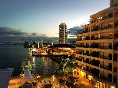 ホテル ラ・スイート神戸ハーバーランド_e0292546_14313806.jpg