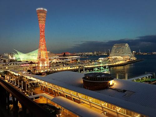 ホテル ラ・スイート神戸ハーバーランド_e0292546_14314461.jpg
