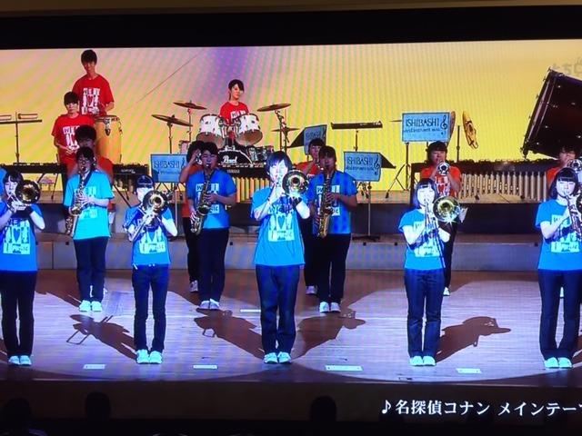 SPECIAL FULL COURSE! 第12回定期演奏会 石橋高校吹奏楽部_b0187479_12373042.jpg