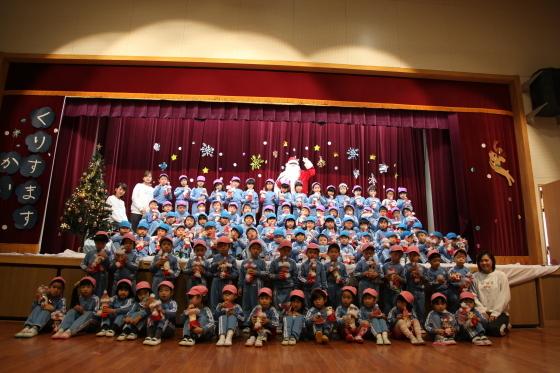 クリスマス会_b0277979_15245902.jpg
