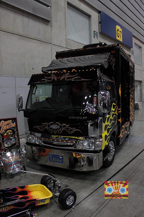 『 26th YOKOHAMA HOT ROD CUSTOM SHOW 』エントリーのクルマ_e0126901_08232187.jpg